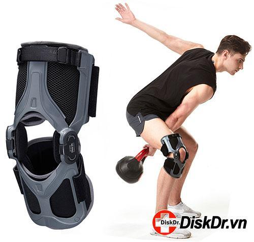 Đai gối điều trị đau khớp gối DiskDr OA5000 SP1000