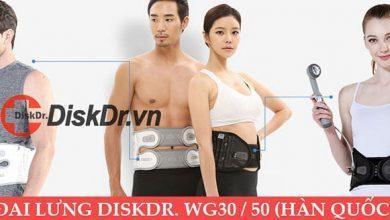 Dai cot song DiskDr wg-50