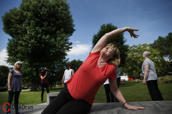 Tập thể dục chữa Đau Lưng hiệu quả chỉ trong 5 phút | DiskDr giải ...