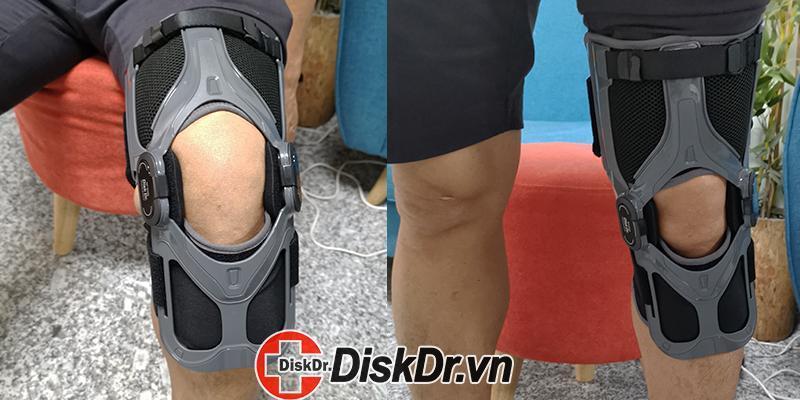 đai kéo giãn đầu gối DiskDr. SP1000