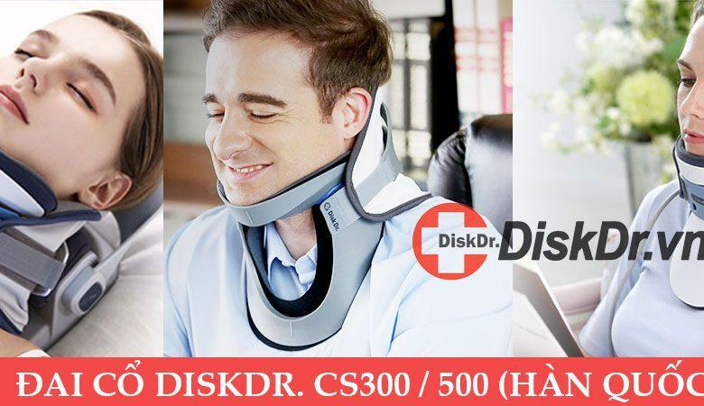 Đai kéo cổ DiskDr CS300 CS500