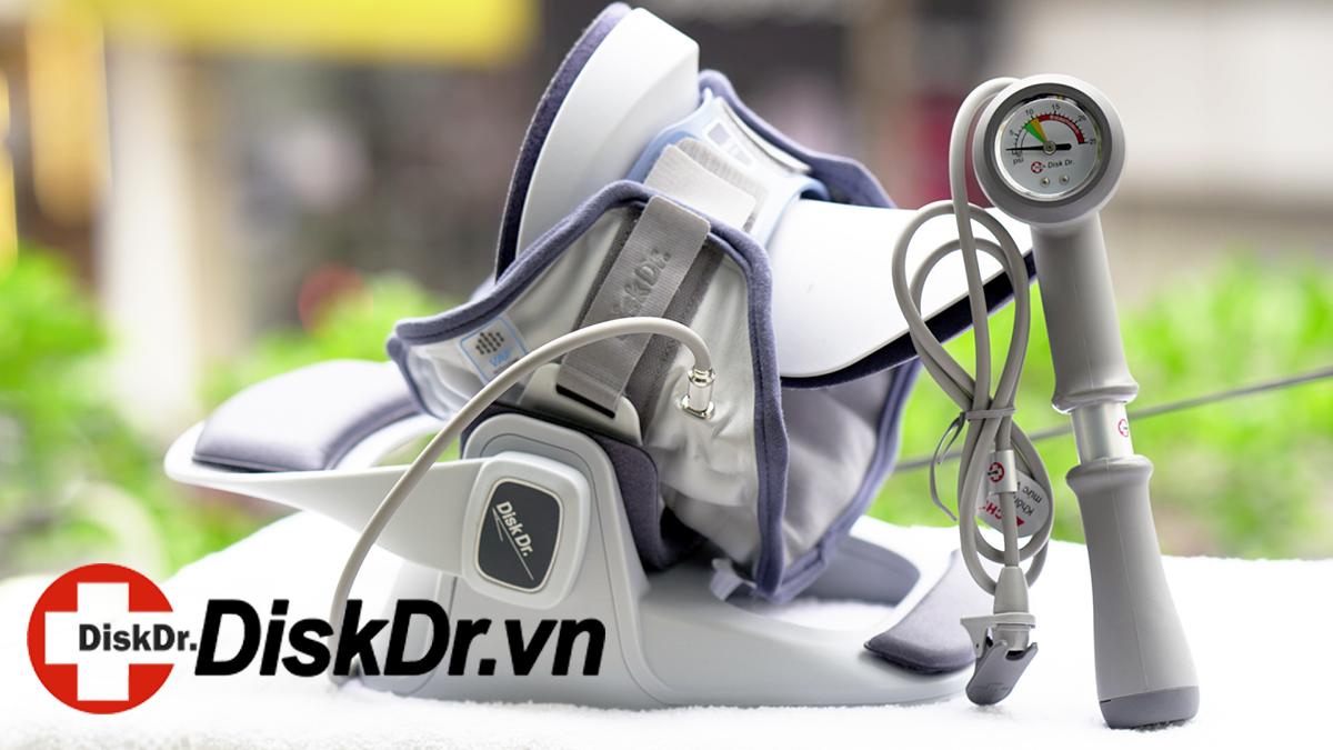 Đai cổ DiskDr CS500