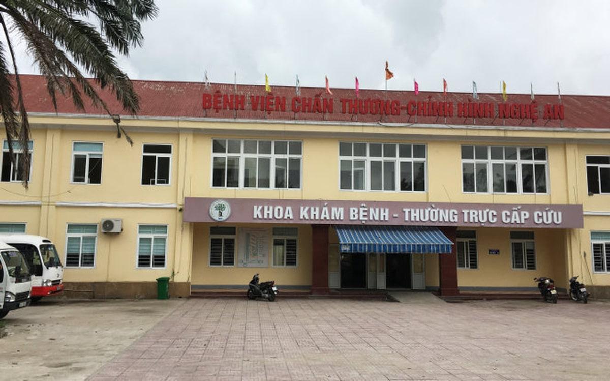 Bệnh viện Chấn thương chỉnh hình Nghệ An
