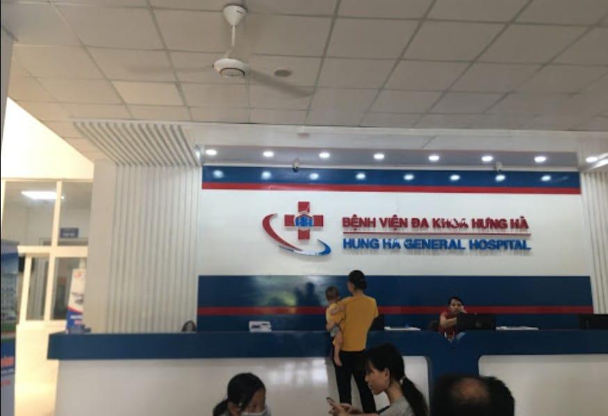 Bệnh viện Đa khoa Hưng Hà chữa thoát vị đĩa đệm ở Hưng Yên