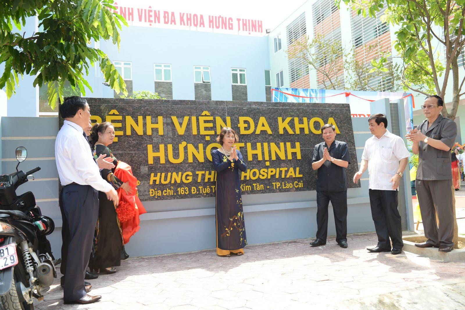 Bệnh viện Đa khoa Hưng Thịnhchữa thoát vị đĩa đệm ở Lào Cai