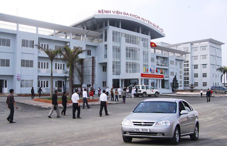 Bệnh viện đa khoa huyện Quế Võ