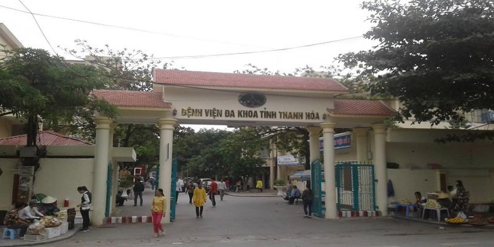 Bệnh viện đa khoa tỉnh Thanh Hoá