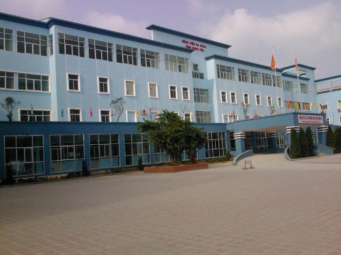 Bệnh viện Đa khoa tỉnh Hưng Yên