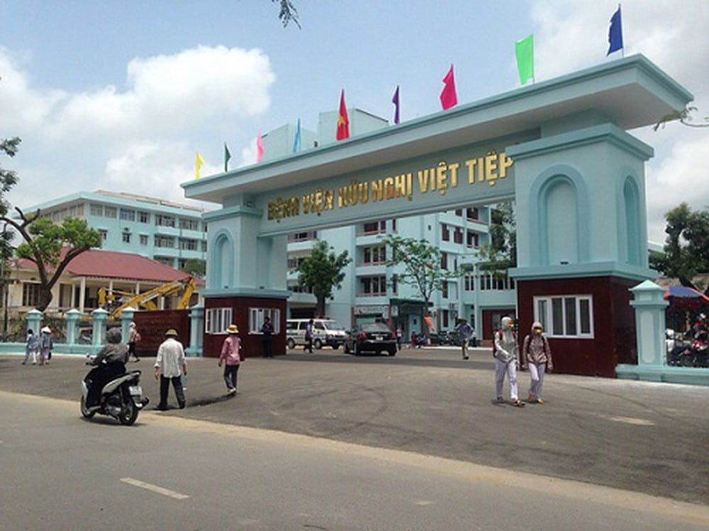 Bệnh viện Hữu Nghị Việt Tiệp Hải Phòng