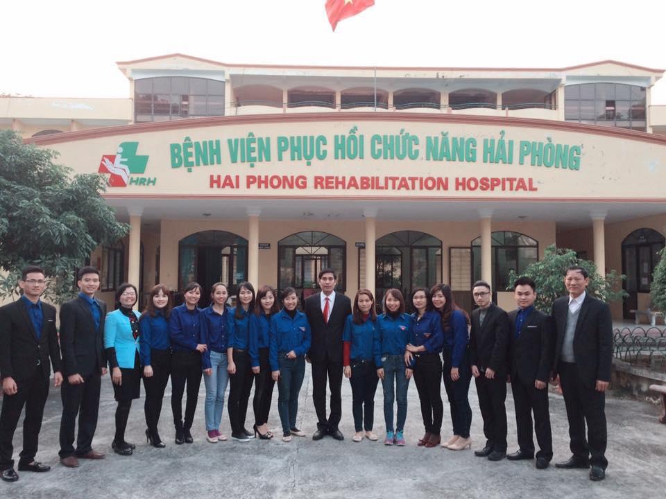 Bệnh viện phục hồi chức năng Hải Phòng