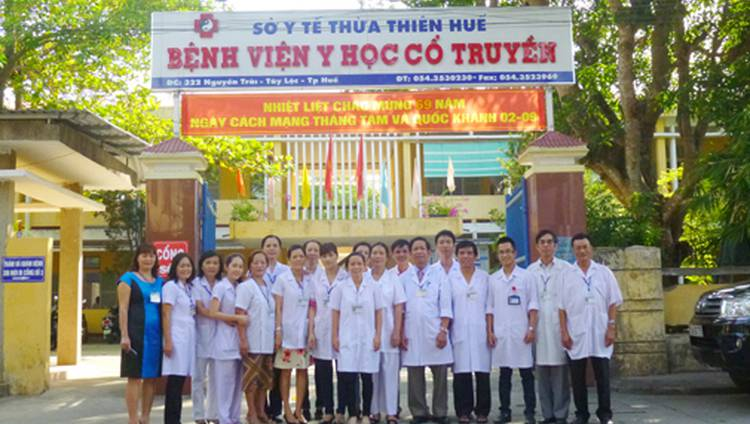 Bệnh viện y học cổ truyền Thừa Thiên Huế
