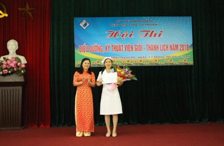 Bệnh viện Y học Cổ truyền Thái Nguyên