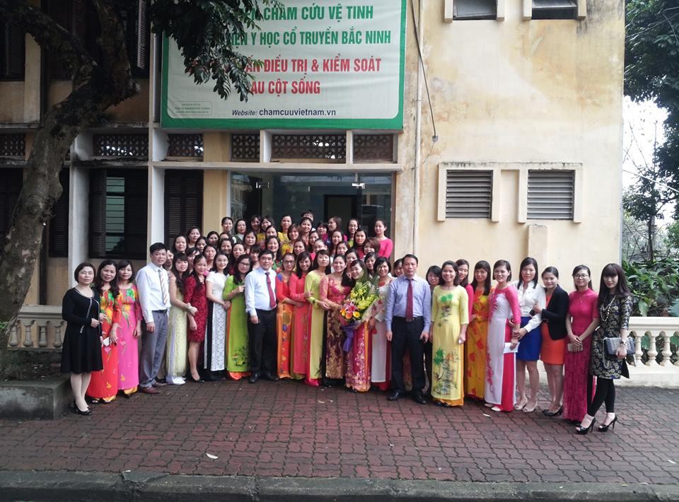 Bệnh viện y học cổ truyền Bắc Ninh