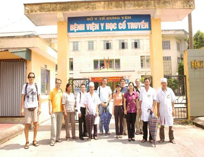 Bệnh viện Y học cổ truyền Hưng Yên