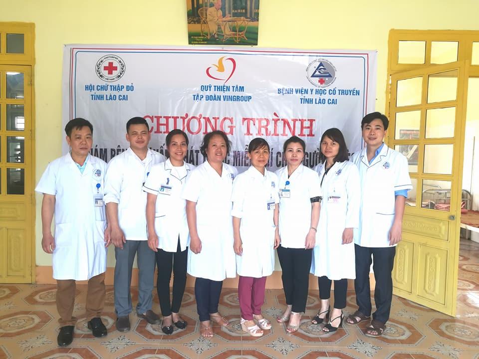 Bệnh viện Y học cổ truyền tỉnh Lào Cai