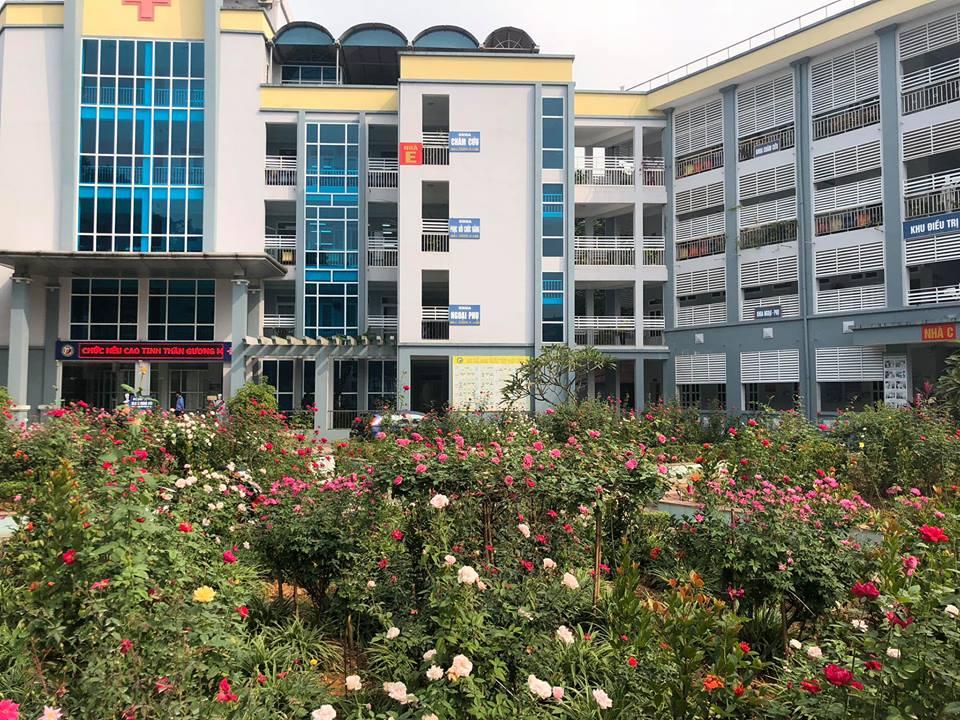 Bệnh viện Y học cổ truyền tỉnh Yên Bái