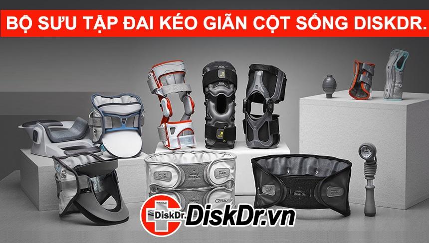 Bộ sưu tập tất cả các sản phẩm của DiskDr
