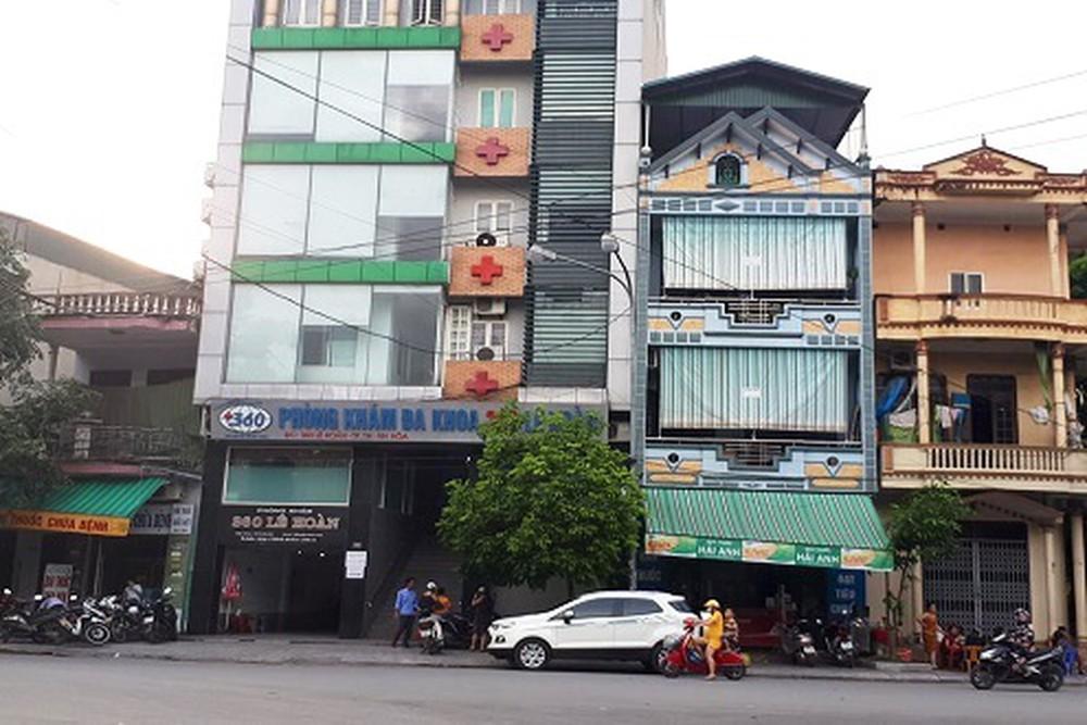 Phòng khám đa khoa 360 Lê Hoàn