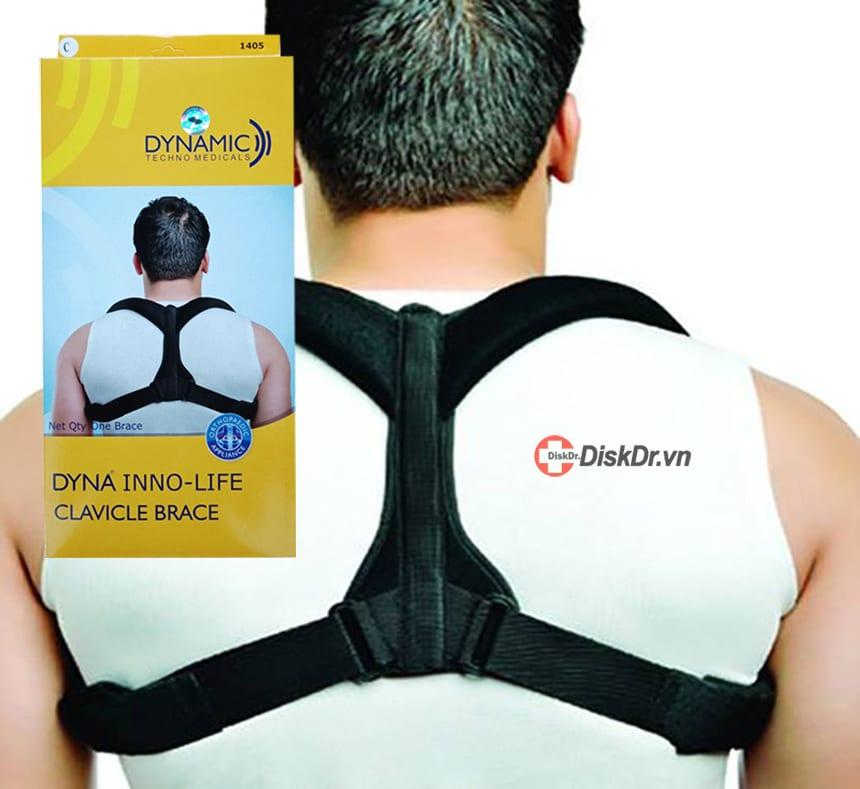 Đai Ấn độ chống gù lưng Dyna