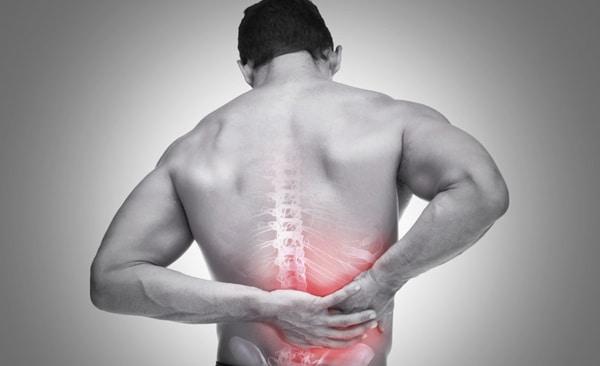 Nguyên nhân đau lưng do hàn thấp