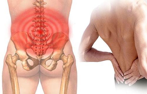 Nguyên nhân đau lưng do thận dương hư
