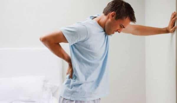 Nguyên nhân đau lưng do thấp nhiêt