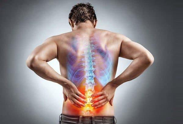 Các nguyên nhân gây ra bênh đau cột sống lưng