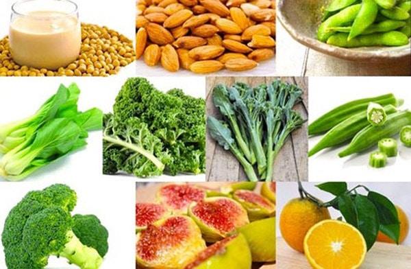 Ăn thực phẩm giúp phòng ngừa đau cột sống lưng