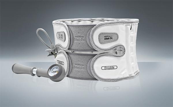 Đai lưng DiskDr. là thiết bị y tế được kiểm nghiệm
