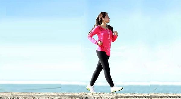 Việc kết hợp thể dục thường xuyên tăng cường sự dẻo dai xương khớp
