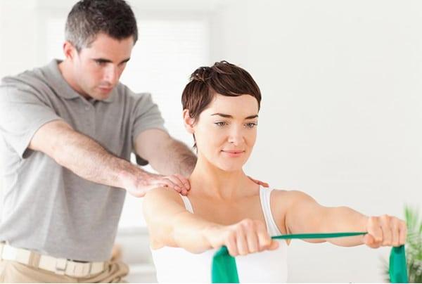 Bài tập tăng cường cơ lưng