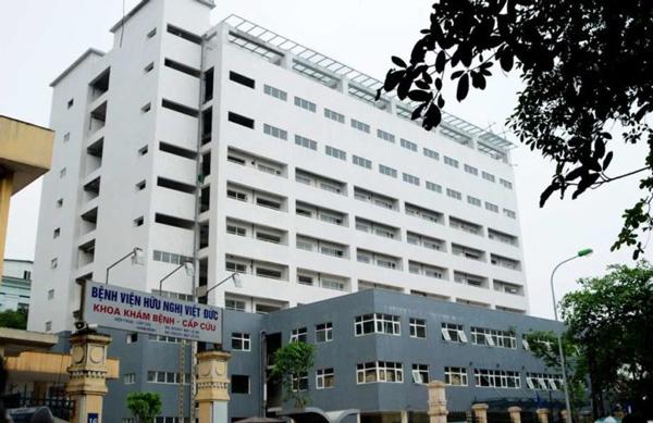 Bệnh viện Việt Đức mổ thoát vị đĩa đệm