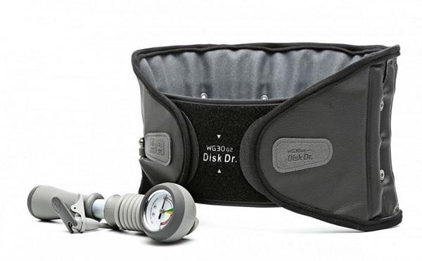 Đai lưng DiskDr. giúp chữa thoát vị đĩa đệm