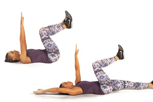 Bài tập thể dục tăng cường sức mạnh cơ lưng