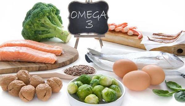 Các món ăn chữa thoát vị đĩa đệm giàu omega 3