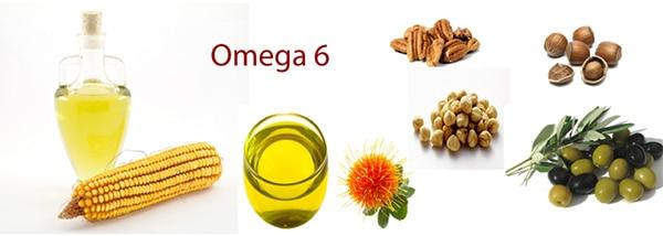 Hạn chế sử dụng các thực phẩm giàu omega 6