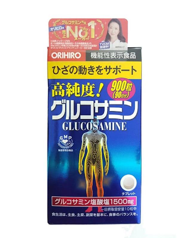 Thuốc Glucosamine giúp điều trị bệnh thoát vị đĩa đệm