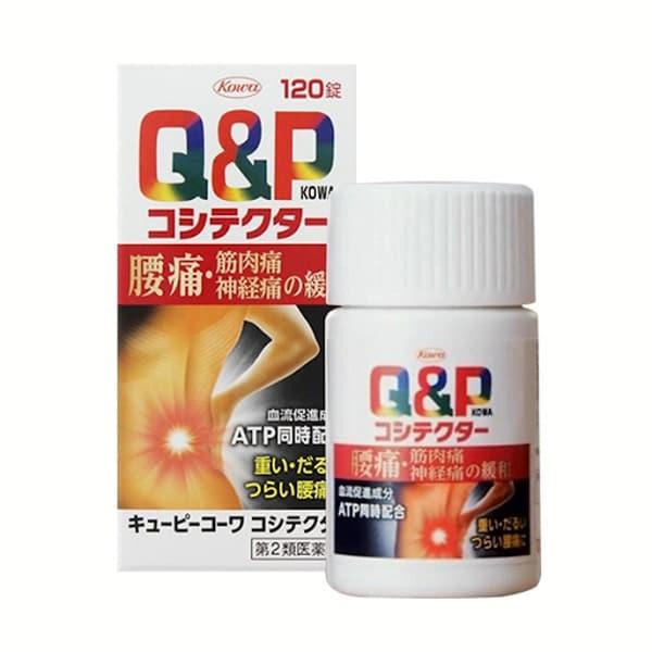 Thuốc điều trị thoát vị đĩa đệm Q&P Kowa Koshitekuta