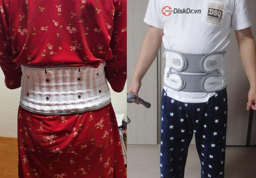 Đai lưng mang lại sự hiệu quả, tiện lợi và an toàn cho người dùng