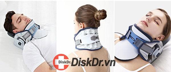 Đai kéo giãn cột sống Disk Dr. điều trị thoát vị đĩa đệm