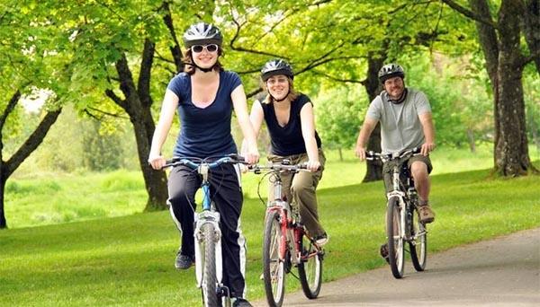 Đạp xe đạp