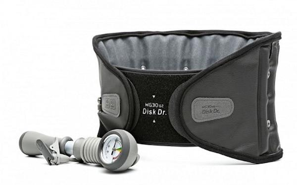Điều trị thoát vị đĩa đệm bằng đai lưng DiskDr
