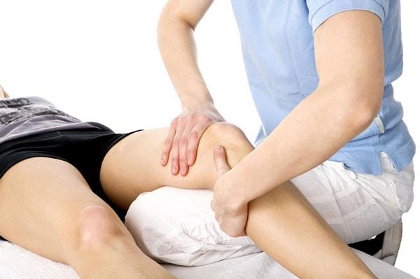 Vật lý trị liệu chữa đau khớp gối