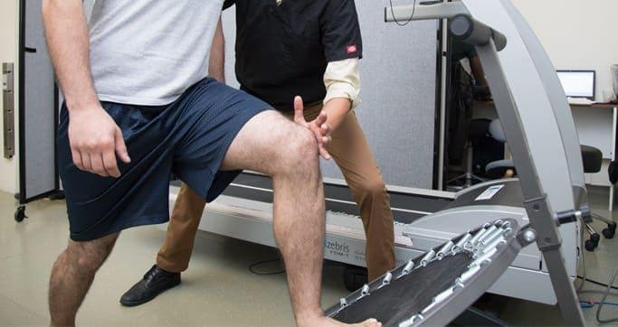 Vật lý trị liệu sau phẫu thuật đầu gối
