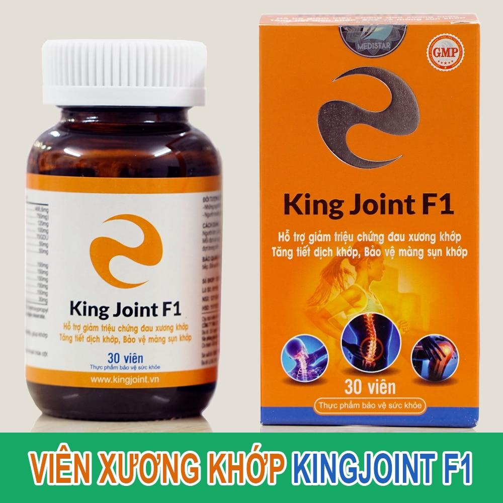 King Joint F1 là sản phẩm phù hợp để bảo vệ cương khớp khi chơi thể thao