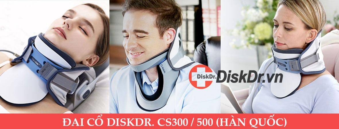 DiskDr. giúp bạn điều trị thoát vị đĩa đệm cổ an toàn, hiệu quả