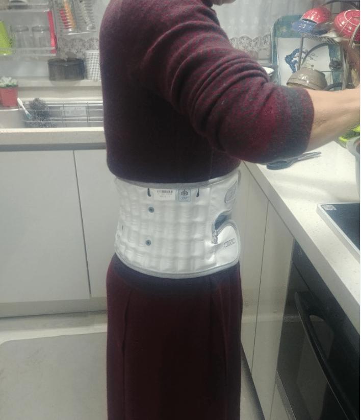 Đai lưng bơm hơi DiskDr được nhiều người Việt tin dùng