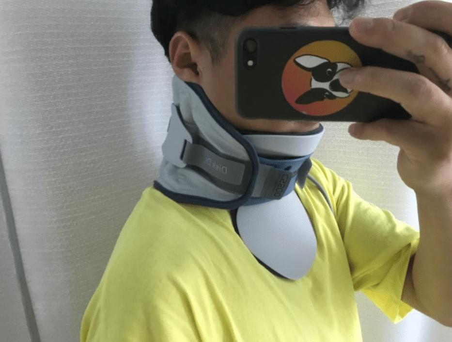 đai kéo giãn cột sống cổ DiskDr. Hàn Quốc