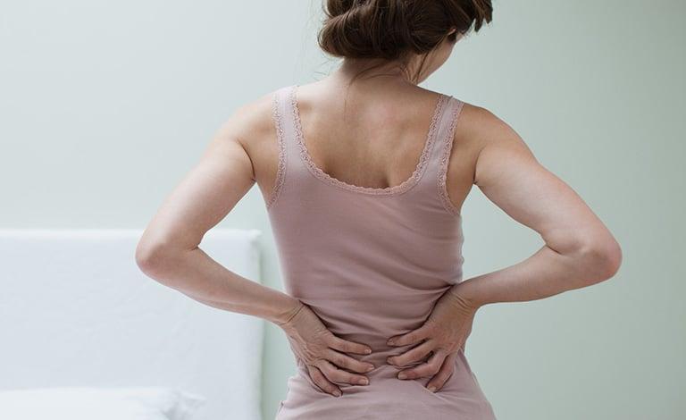 Chứng đau lưng vẫn có thể tiếp diễn dù cân nặng đã được kiểm soát