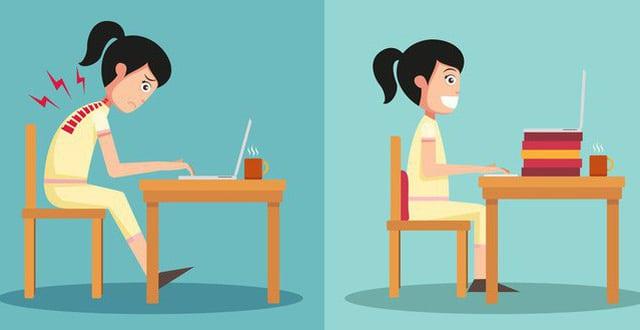Người mới bị thoát vị đĩa đệm cần thay đổi thói quen sinh hoạt